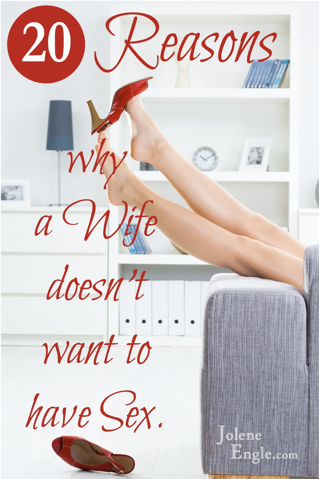 How do i get my wife to want sex