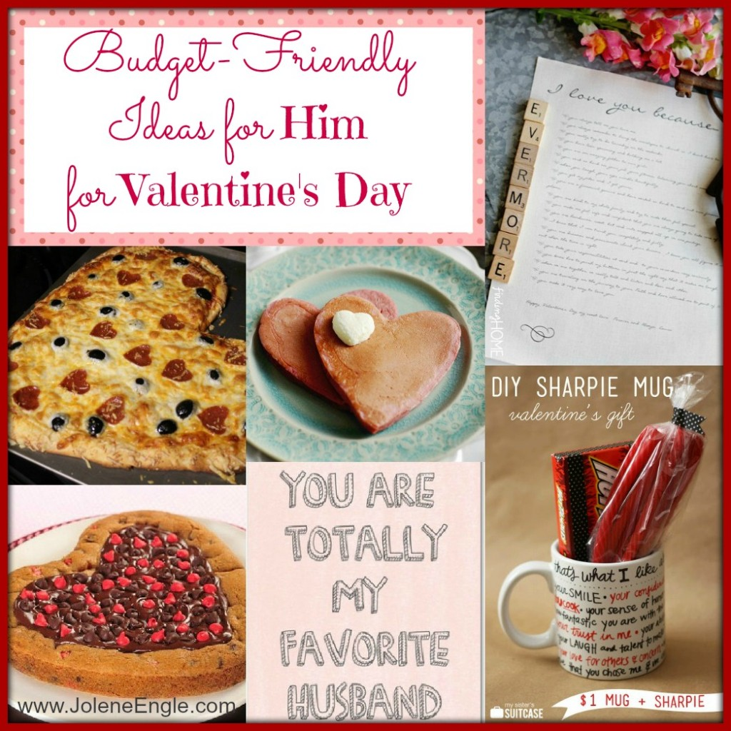 Budget Friendly Ideas For Him On Valentine S Day