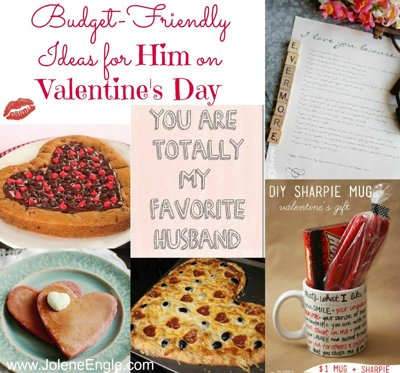 Budget-Friendly Ideas for Him on Valentine's Day