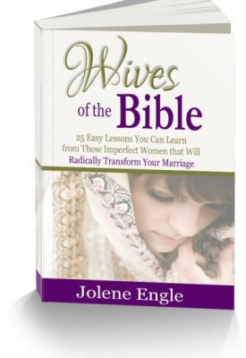 The Wives of the Bible Book is Here!