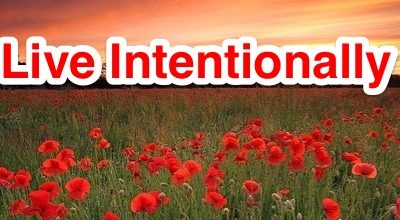 Day 22: Being Intentionally Intentional