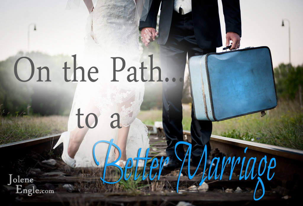 On the Path to a Better Marriage