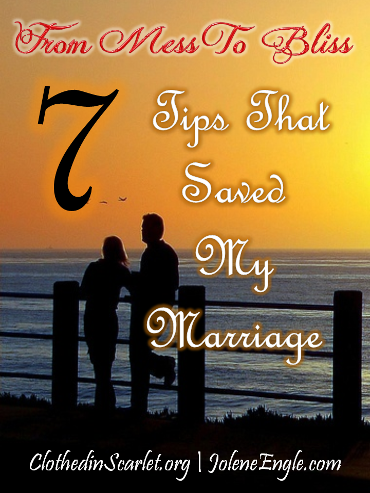 From Mess to Bliss: 7 Tips That Saved My Marriage
