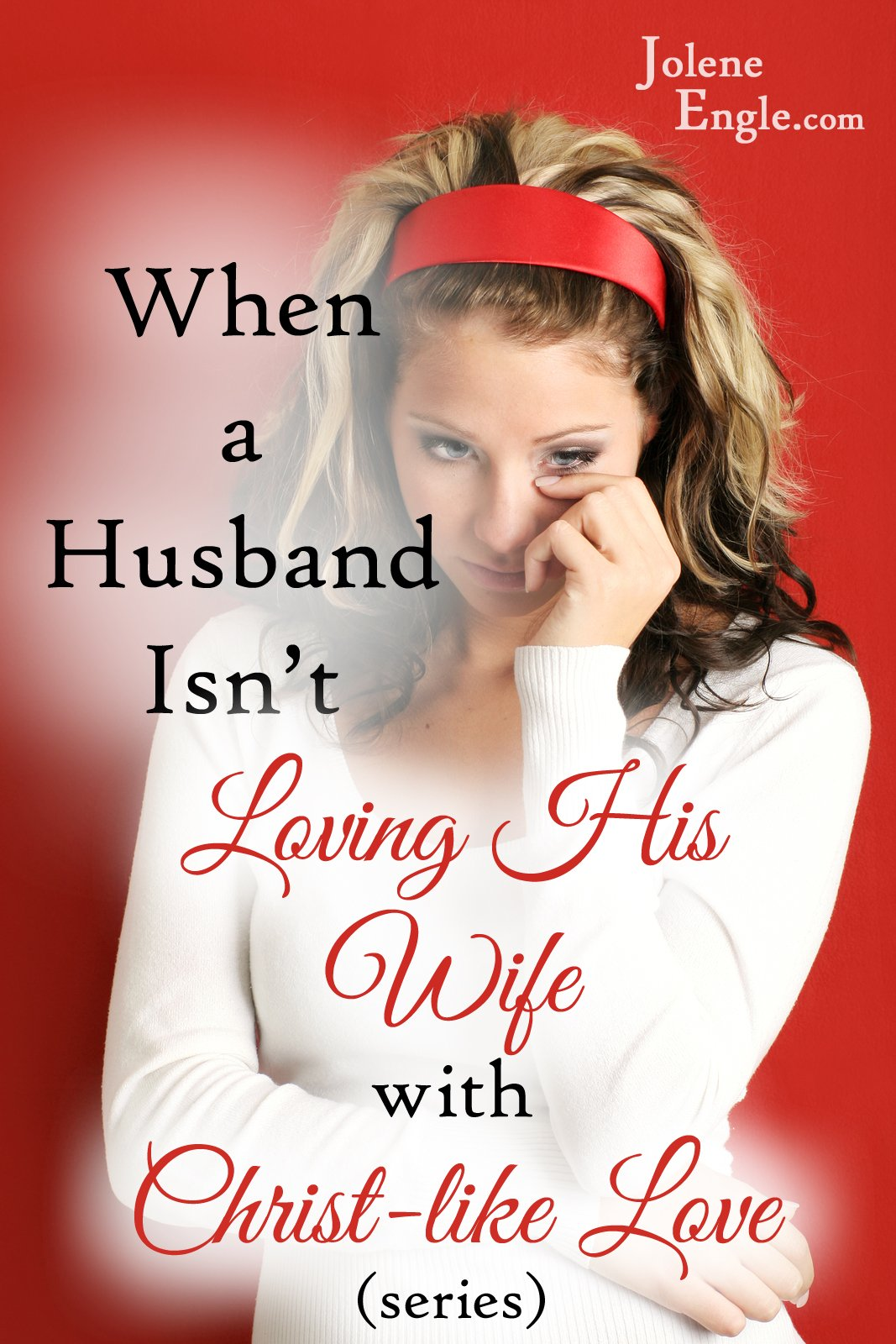 not in love with wife