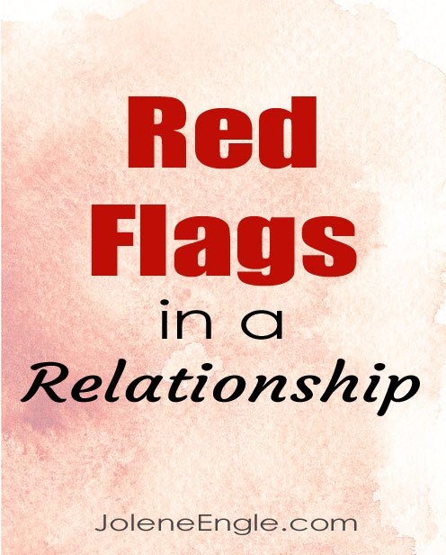 7 dating red flags