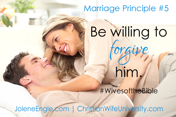 Marriage Principle #5- Wives of the Bible by Jolene Engle