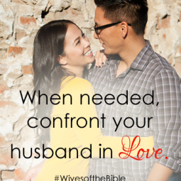 Marriage Principle #17 from the life of Esther- Wives of the Bible by Jolene Engle
