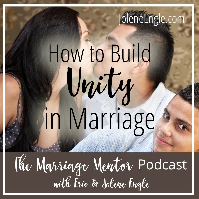 How to Build Unity in Marriage