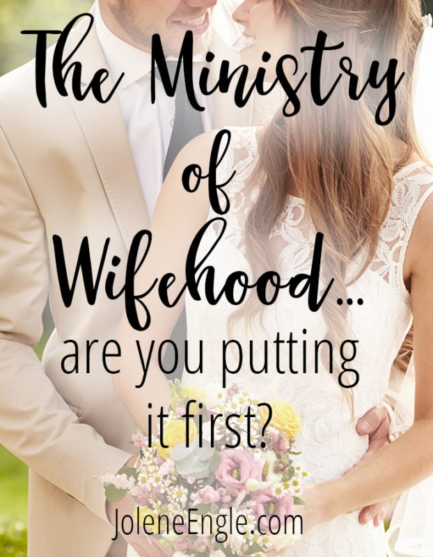 The Ministry of Wifehood