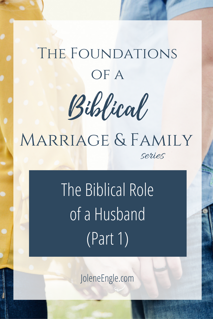 the role of husband and wife Role of husband in the bible - how does the bible describe the role of a  for  the husband is the head of the wife as christ is the head of the church, his body,.